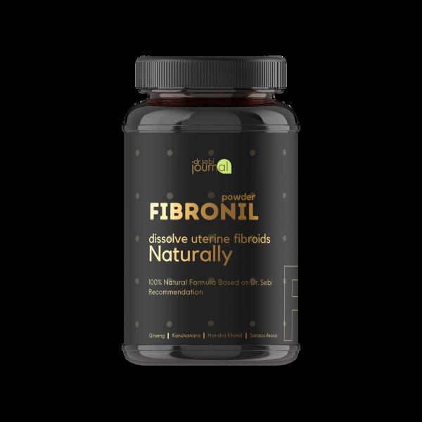 Fibronil- Dissolve Fibroids Naturally